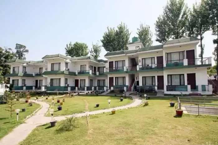 Van Durga Villas & Suites, Katra
