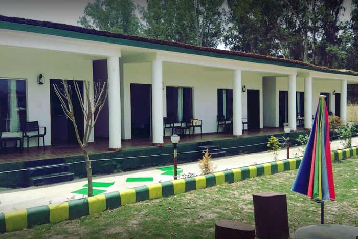 Corbett Holiday Forest Resort, Ramnagar