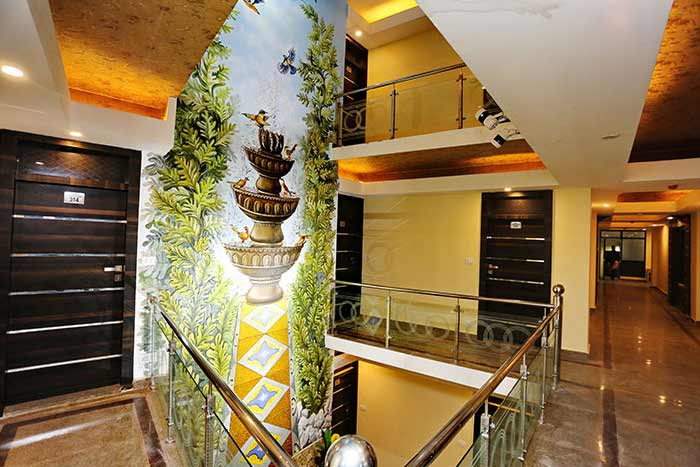 Hotel Asian Park, Srinagar