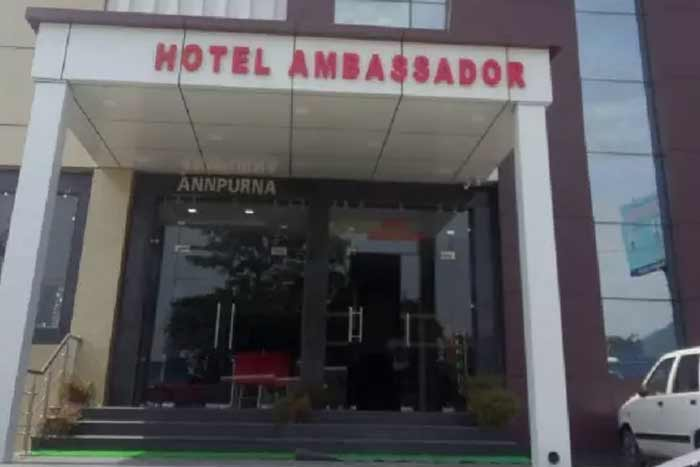 Hotel Ambassador Katra, Katra