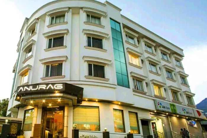 Hotel Anurag, Katra, Katra