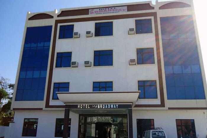 Hotel AP Broadway, Katra