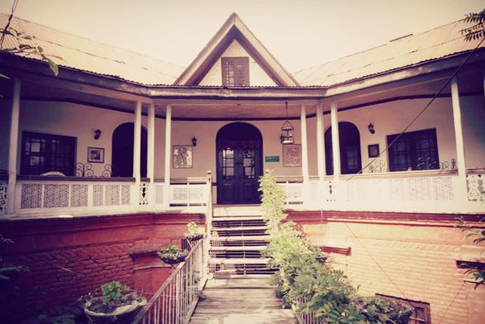 The Dak Hermitage, Srinagar
