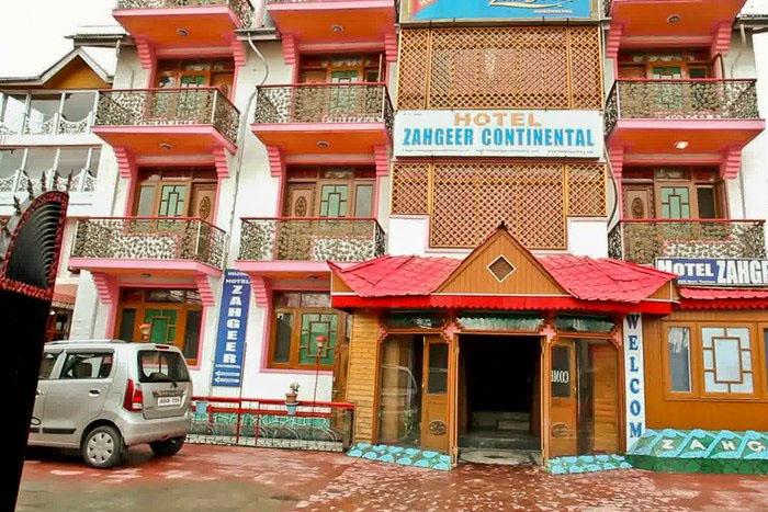 Hotel Zahgeer Continental Srinagar, Srinagar