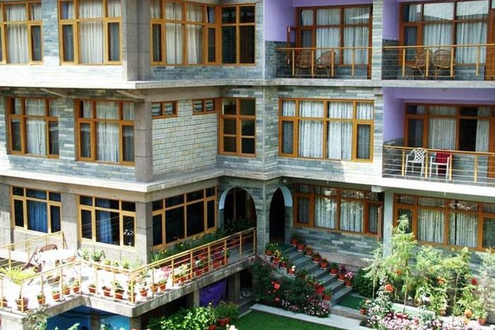 Hotel Silmog Garden, Manali