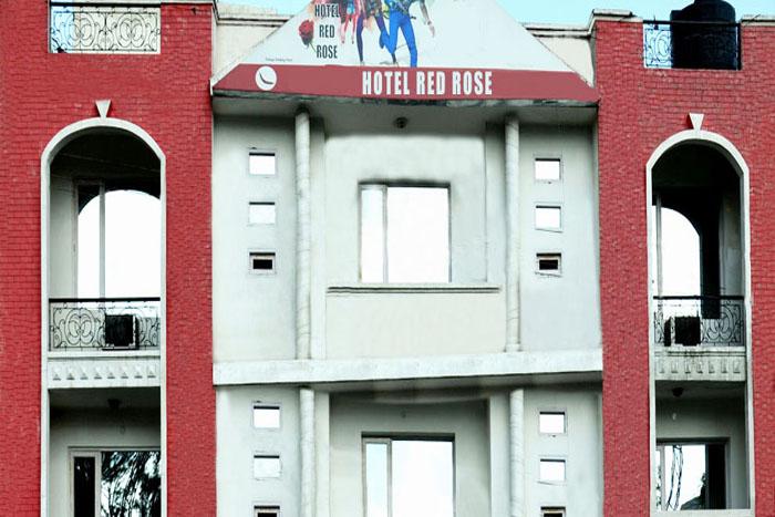 Hotel Red Rose, Jammu, Jammu