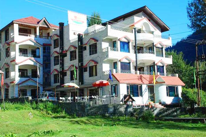 Hotel Paradise Manali, Manali