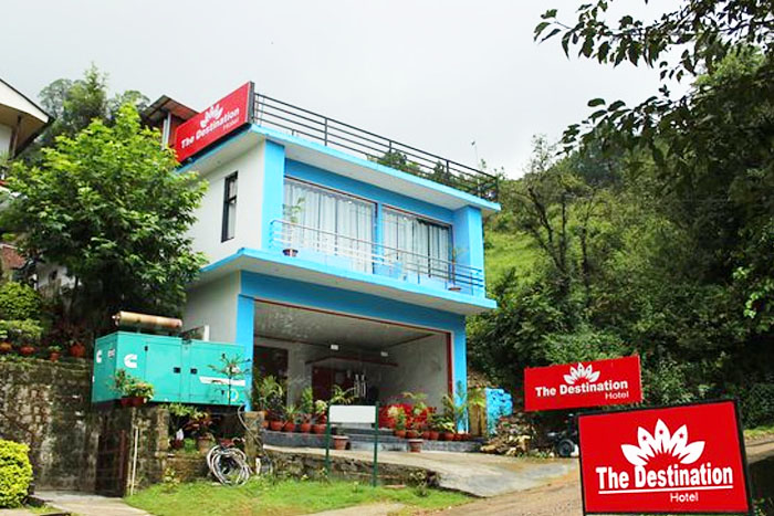 Hotel The Destination, Dharamshala