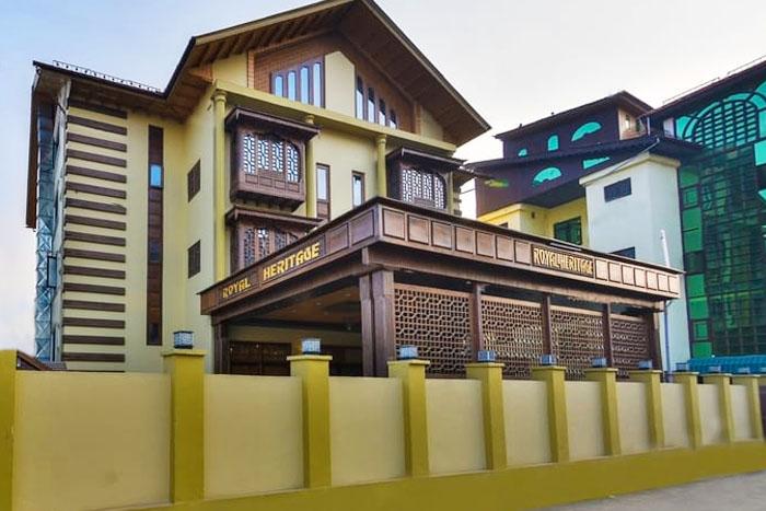 Hotel Royal Heritage, Srinagar, Srinagar