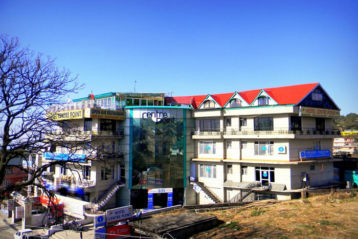 Hotel Centre Point, Dharamshala