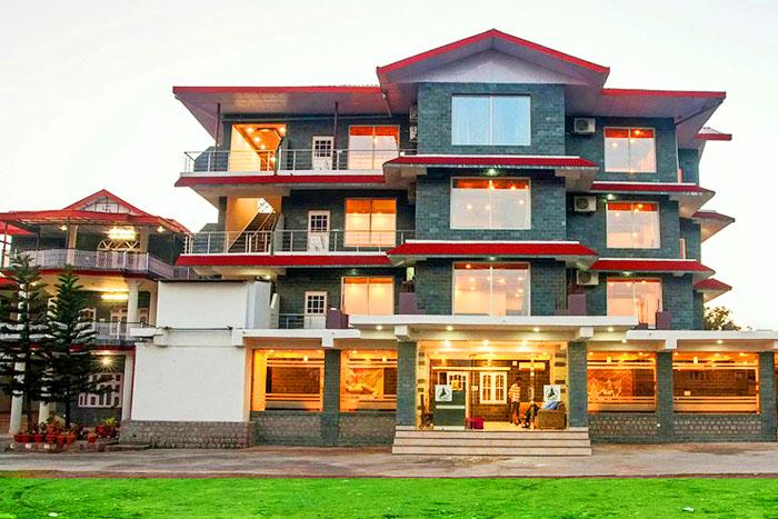 Hotel Dharamshala Paradise, Dharamshala
