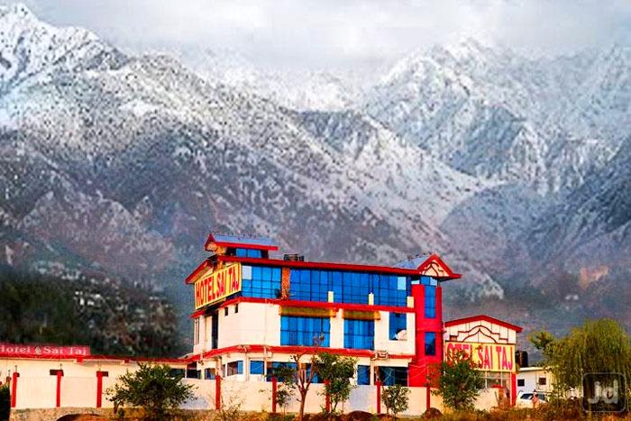 Hotel Sai Taj Grand, Dharamshala, Dharamshala