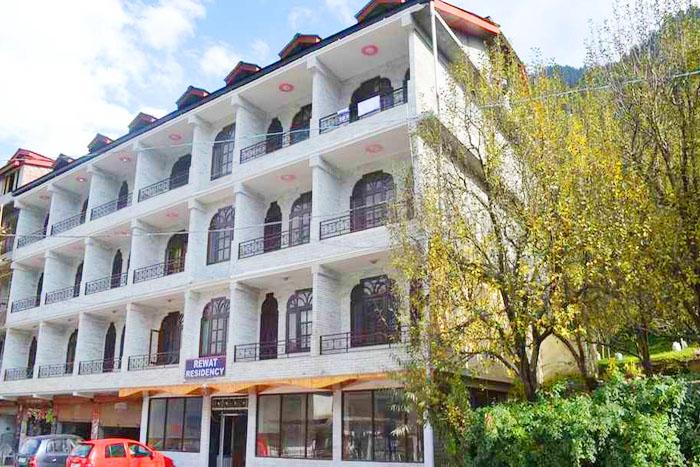 Hotel Rewat Residency,Manali, Manali