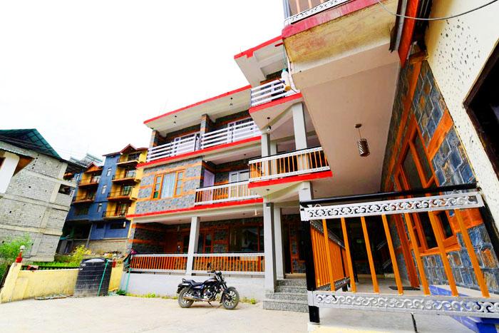 Hotel North Villa,Manali, Manali