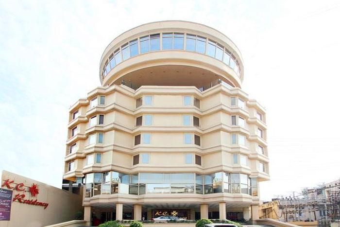 Hotel K.C. Residency,Jammu, Jammu