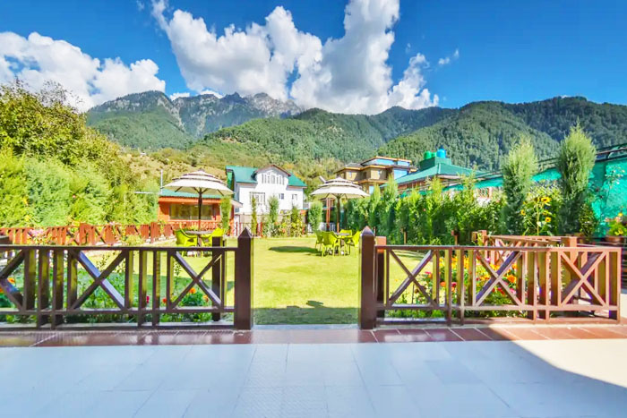 Wildflower Villa Resort, Pahalgam, Pahalgam