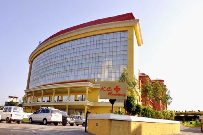 Hotel KC Residency, Katra, Katra