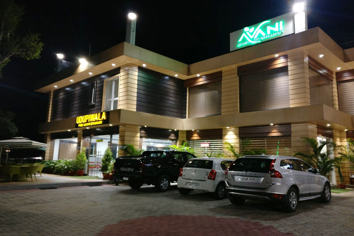 SS AVANI RESORT HOTEL & RESTAURANT, Kangra