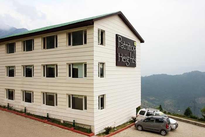 Hotel Patnitop Heights, Patnitop
