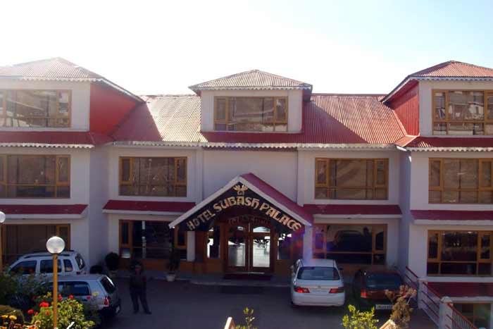Hotel Subash Palace, Patnitop, Patnitop