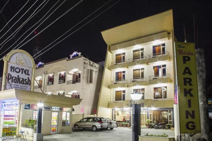 Hotel Parkash Katra, Katra