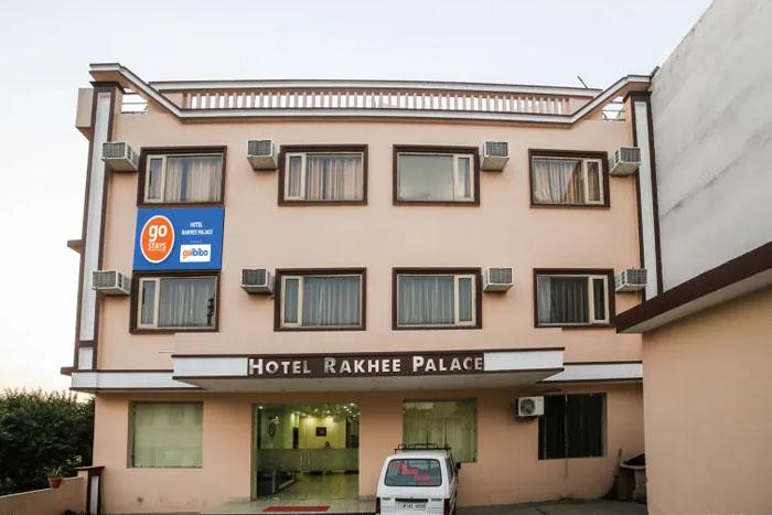 HOTEL RAKHEE PALACE, Katra