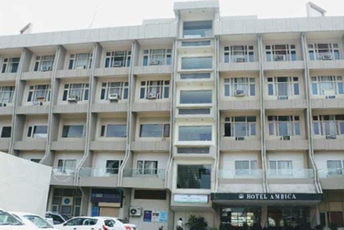 Hotel Ambica, Katra