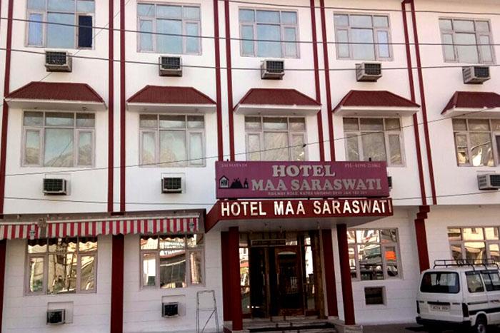 Hotel Maa Saraswati,Katra, Katra