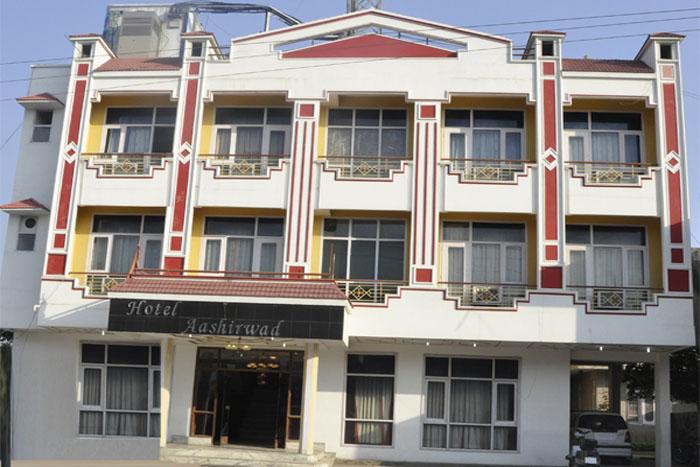 HOTEL AASHIRWAD, Katra