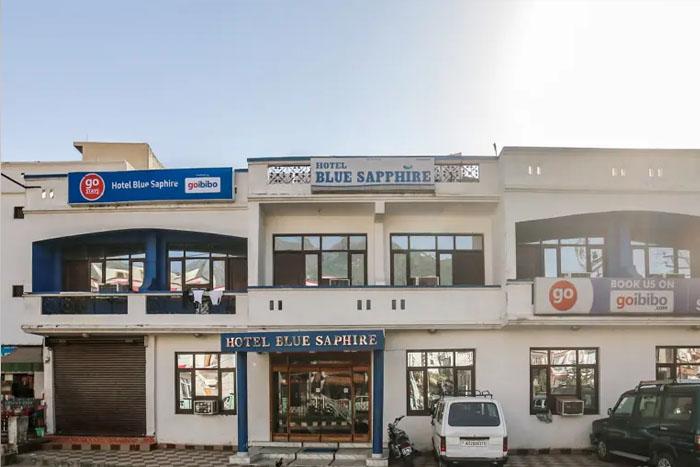 Hotel Blue Saphire, Katra